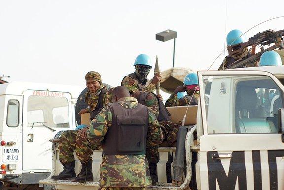 Ujedinjene nacije, mirovnjaci