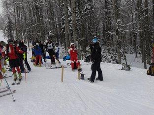 Seminar, skijanje