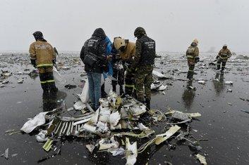 Rusija, avion