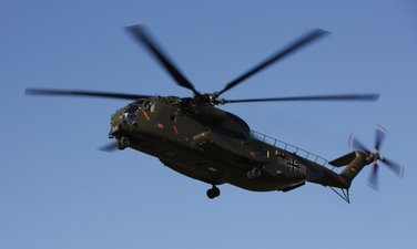 helikopter SAD