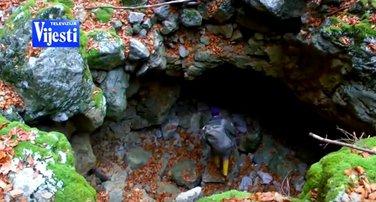 pećina, željko Magdžgalj