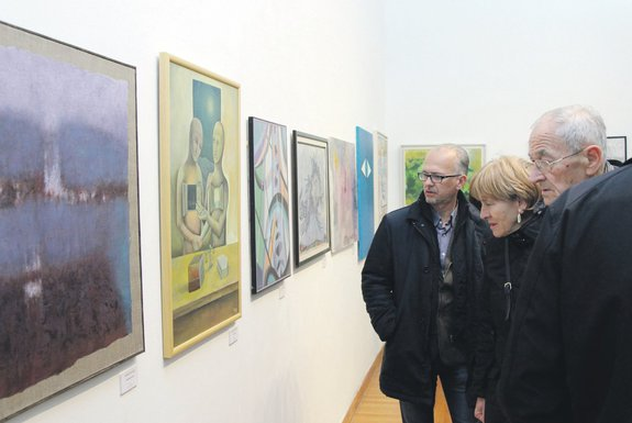 Otvaranje galerije