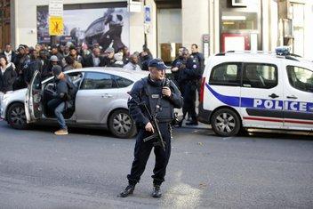 Pariz, policija