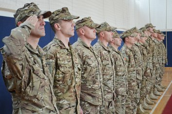 Vojska Crne Gore, mirovna misija