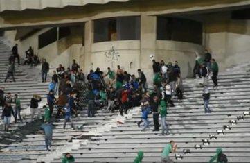 Maroko, tuča