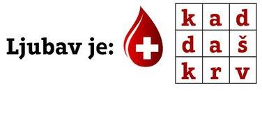 doborovolji davaoci krvi