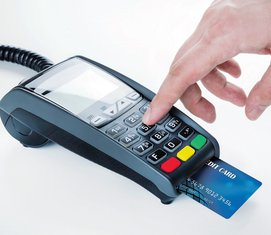 kreditna kartica, bankovna kartica