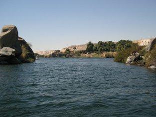 rijeka Nil