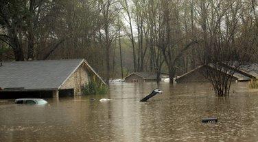 poplave, SAD