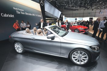 Mercedes C klasa (Novine)