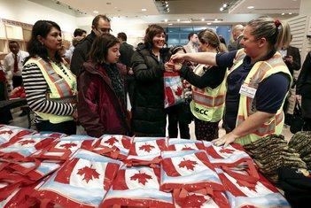 Kanada izbjeglice Sirija