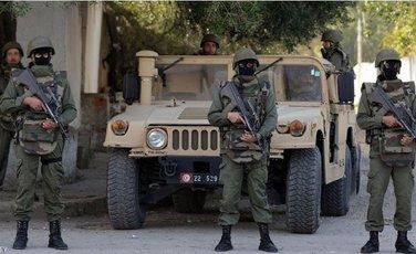 Tunis policija