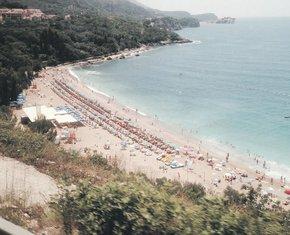 plaža Kamenovo