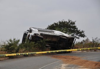 Autobus, nesreća