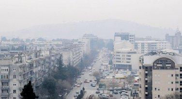 Panorama Podgorica