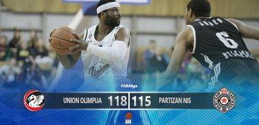 Olimpija - Partizan
