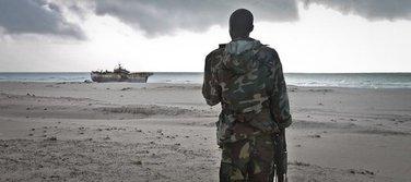 Somalija vojnik
