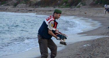 migranti nesreća, Ajlan Kurdi
