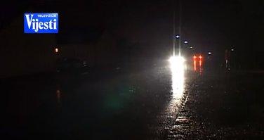 Ulica u mraku, Nikšić