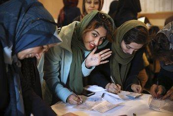 Iran, izbori
