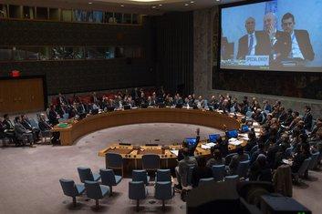 UN, Sirija