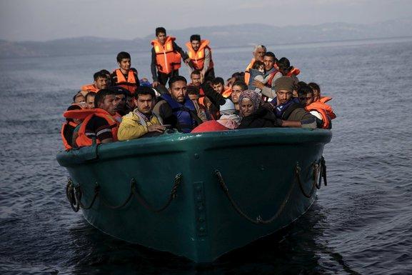 Izbjeglice Grčka