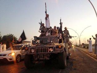 Borci ISIL-a u Mosulu