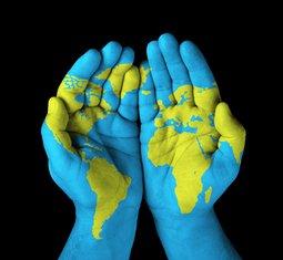 svijet, mapa