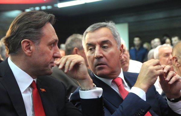 SDP Kongres, Ranko Krivokapić, Ivan Brajović, Milo Đukanović