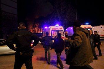Ankara eksplozija