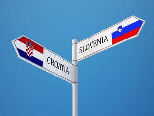 Hrvatska, Slovenija