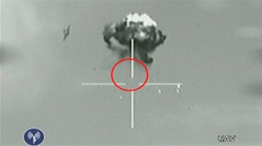 Hezbolah bespilotna letjelica