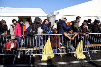 Izbjeglice, Hrvatska, Slovenija