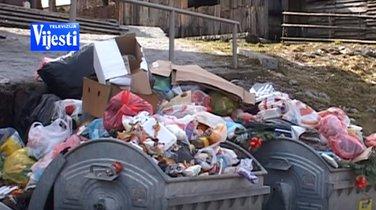Kolašin smeće