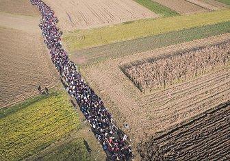 izbjeglice, Slovenija (novina)