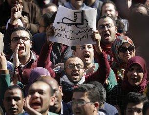 Egipat, protest ljekara