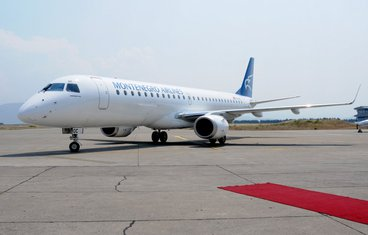 Embraer Montenegro Airlinesa