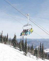 žičara, skijanje