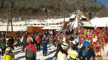 Kolašin skijalište pucnjava
