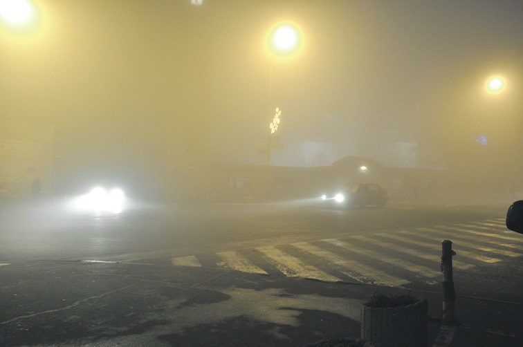 Pljevlja, zagađenost vazduha