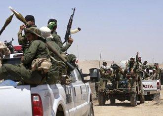 Islamska država, Irak