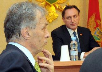 Miodrag Lekić, Ranko Krivokapić