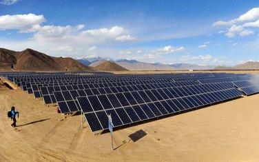 solarna energija Kina