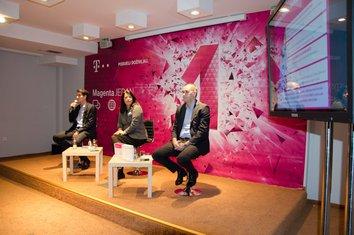 Magenta 1, Marjan Popović, Nataša Kažić, Marko Stojović