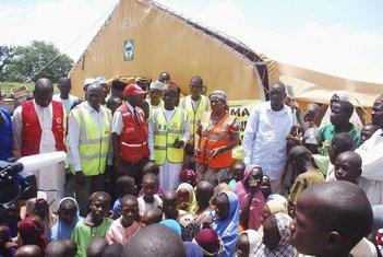 Nigerija, izbjeglice