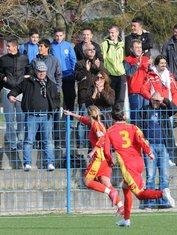 Ženski fudbal, Marija Vukčević