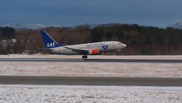 SAS avion