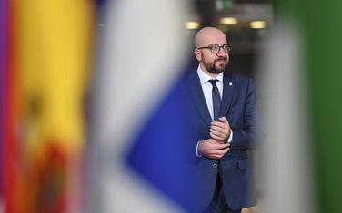 Belgijski premijer Šarl Mišel