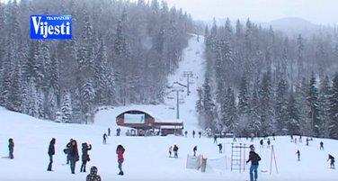 snijeg u Kolašinu