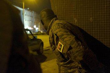 Burkina Faso, vojnik
